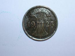 ALEMANIA 2 RENTENPFENNIG 1923 A (1105) - 2 Rentenpfennig & 2 Reichspfennig