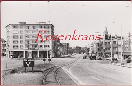 Merksem Min. Delbekelaan Fr. De L' Arbrelaan ZELDZAAM RARE Tankstation Petrol Station Mobil - Antwerpen