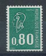 1893** Marianne De Béquet 80c Vert Provenant De Carnet - France