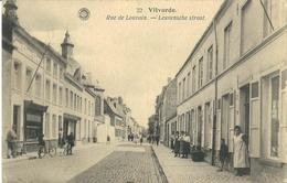 Vilvorde  Rue De Louvain - Vilvoorde