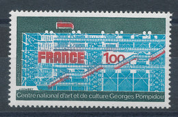 1922** Centre Georges Pompidou - France