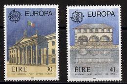 Europa CEPT 1990 Irlande - Ireland - Irland Y&T N°721 à 722 - Michel N°716 à 717 *** - Europa-CEPT