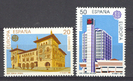 Spain 1990 - Europa Ed 3058-59 (**) - Europa-CEPT