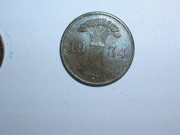 ALEMANIA 1 REICHPFENNIG 1934 A (1146) - [ 4] 1933-1945 : Third Reich