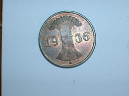 ALEMANIA 1 REICHPFENNIG 1936 A (1154) - [ 4] 1933-1945 : Tercer Reich