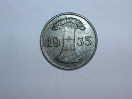 ALEMANIA 1 REICHPFENNIG 1935 E (1156) - [ 4] 1933-1945 : Third Reich