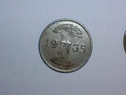 ALEMANIA 1 REICHPFENNIG 1935 F (1157) - [ 4] 1933-1945 : Third Reich