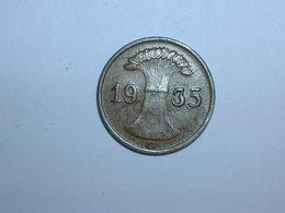 ALEMANIA 1 REICHPFENNIG 1935 G (1158) - [ 4] 1933-1945 : Third Reich