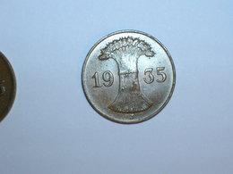 ALEMANIA 1 REICHPFENNIG 1935 J (1159) - [ 4] 1933-1945 : Third Reich