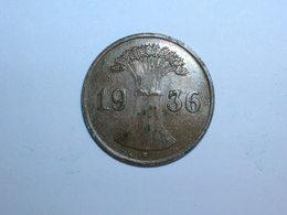 ALEMANIA 1 REICHPFENNIG 1936 F (1162) - [ 4] 1933-1945 : Tercer Reich