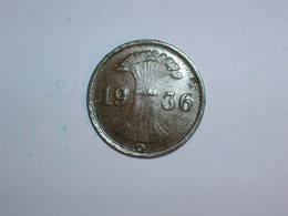 ALEMANIA 1 REICHPFENNIG 1936 G (1163) - [ 4] 1933-1945 : Third Reich