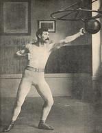 ALBERT Un Des Champions De La Boxe Française 1901 - Pugilato