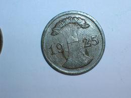 ALEMANIA 1 REICHPFENNIG 1925 E (1175) - 2 Rentenpfennig & 2 Reichspfennig