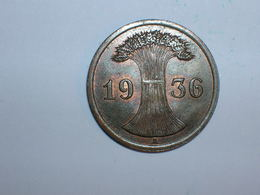 ALEMANIA 1 REICHPFENNIG 1936 A (1177) - [ 4] 1933-1945 : Third Reich