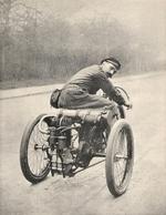 Béconnais Roi Du Motocycle  1900 - Sports