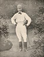 Maurice Raoul Duval Roi Du Polo   1900 - Sports