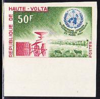 UPPER VOLTA (1964) Rain Gauge. Imperforate. Scott No 130, Yvert No 132. - Obervolta (1958-1984)