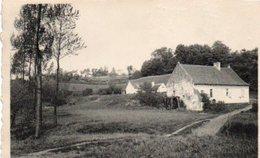 Ohain Le Vieux Moulin Carte Festonnée Circulé En 1955 - Lasne