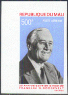 MALI (1970) Roosevelt. Imperforate. Scott No C88, Yvert No PA88. - Mali (1959-...)