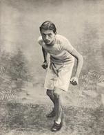 Athlétisme Touquet Gagnant De La Course De Marathon Amateurs   1900 - Athletics