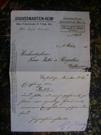 Gouvernanten-Heim Wien-Croatia-Hrvatska-Vukovar-136x210mm-1901  (K-2) - Autriche