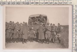 MILITARI GUERRA  PLOTONE MILITARE DIVISE UNIFORMI 1926 - War 1914-18