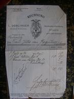 L.Doblinger-Wien-Music-Croatia-Hrvatska-Vukovar-235x152mm-1906  (K-2) - Austria