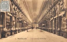 BRUXELLES - Les Galeries St-Hubert - Bauwerke, Gebäude