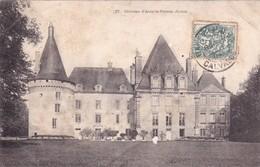 36-CHATEAU D'AZAY-LE-FERRON-ANIMEE - Le Blanc