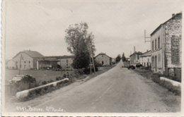 Bievre  Grandroute Carte Photo Festonnée N.2351 Circulé En 1943 - Vresse-sur-Semois