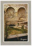 CP 83 - LORGUES - Font-Basse - Bassin De Décantation Gallo-romain - Lorgues