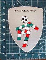 ITALIA '90 OPACO VINTAGE STICKER ADESIVO NEW ORIGINAL - Stickers