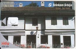 SERBIA - Stara Kafana, Telecom Srbija Telecard 200 Din, CN : 1234 567890, 02/05, Printing Test Card - Jugoslawien