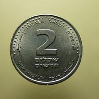 Israel 2 New Sheqalim - Israel