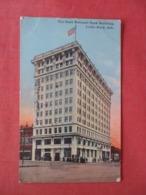 State National Bank    Arkansas > Little Rock  Ref 4093 - Little Rock