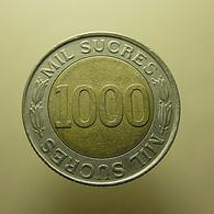 Ecuador 1000 Sucres 1997 - Ecuador