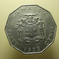 Jamaica 50 Cents 1975 - Jamaica
