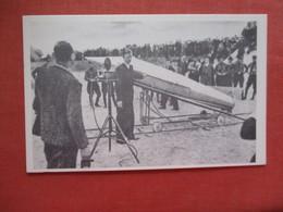 Experimental Mail Rocket  Rocketeer Gerhard Zucker  Ref 4093 - Ruimtevaart