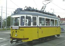 TRAM * NOSTALGIA TRAMWAY * RAIL * RAILWAY * RAILROAD * BKV * KOBANYA * BUDAPEST * Top Card 0448 * Hungary - Tram