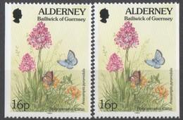 Jersey - #80a(2) - MNH - Alderney