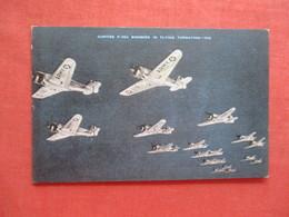 Curtiss P36A Bomber In Flying Formation.   Ref 4094 - 1939-1945: 2de Wereldoorlog