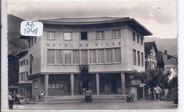 BOURG-ST-MAURICE- L HOTEL DE VILLE- CIM 54 - Bourg Saint Maurice