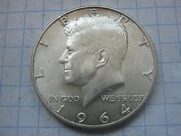 United States , Half Dollar 1964 - Federal Issues