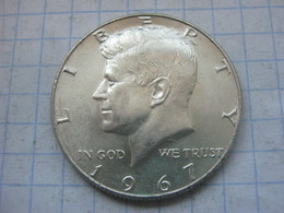 United States , Half Dollar 1967 - Federal Issues