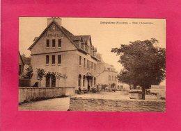 29 Finistère, LOCQUIREC, Hôtel D'Armorique, Animée, (Le Berre, Thiriat) - Locquirec
