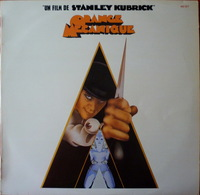 STANLEY KUBRICK - LP - 33T - Disque Vinyle - Orange Mécanique - BOF - 46127 - Filmmusik