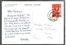 32468 - Publicitaire  Pour AMORA - 1885-1964 Herrschaft Von Bechuanaland