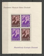 Blok 7 * Postfris Met Scharnier - Blocks & Sheetlets 1924-1960