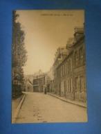 Carrouges Rue De Sees,Orne 61,non écrite Environ 1910,très Bel état - Carrouges