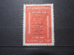 """VEND BEAU TIMBRE D ' ALGERIE N° 629 , OBLITERATION """" ES-SENIA """" !!! - Algerien (1962-...)"""